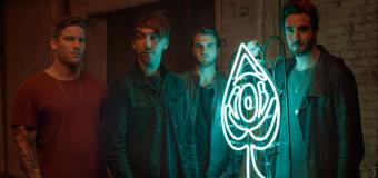 Pop-punkgruppen All Time Low giver koncert i Vega