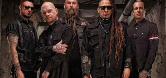 Five Finger Death Punch og In Flames inviterer til rockbrag i Royal Arena