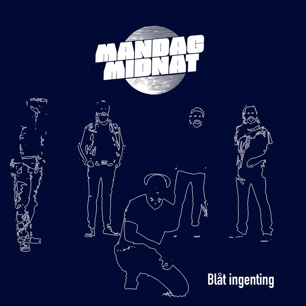 Mandag Midnat - Blåt Ingenting